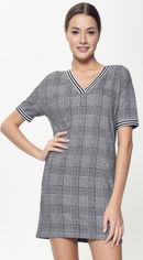 Платье Conte Lpl 893 ХS/S (170-84-90) Grey Check (4810226399842) от Rozetka