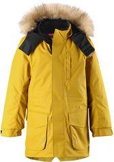 Акция на Зимняя куртка-парка Reima Naapuri 531351.9-2460 122 см (6438429183532) от Rozetka