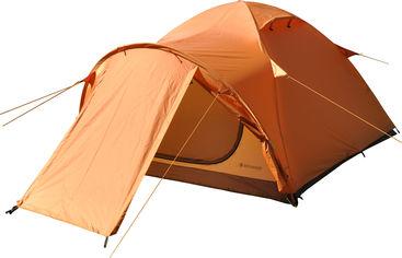 Акция на Палатка Mousson Atlant 4 Orange (4823059847138) от Rozetka