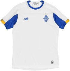 Акция на Футболка New Balance FCDK Home JT930452HME 134 см Белая (192983515456) от Rozetka