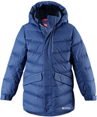 Акция на Зимняя куртка-пуховик Reima 531371-6790 146 см (6438429030102) от Rozetka