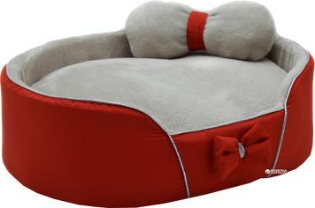 Лежак Лорі №2 VIP 37.5х49.5х10 см Красный М333-кр (4823094303736) от Rozetka
