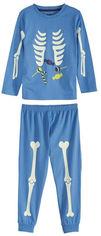 Пижама (футболка с длинными рукавами + штаны) Lupilu 288978 86-92 см Синяя (Lu07271100388) от Rozetka
