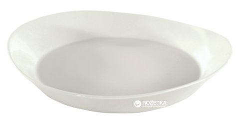 Акция на Набор овальных тарелок для пасты BergHOFF Eclipse 24.5 х 22.5 см 4 шт (3700423) от Rozetka
