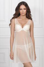 Акция на Ночное белье - Ночная рубашка JESSIKA - молочный от Jasmine