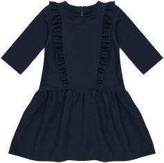 Акция на Платье TopHat 19518 140 см Синее (4820140620779) от Rozetka