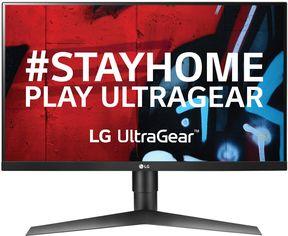 """Акция на Монитор 27"""" LG UltraGear 27GL650F-B от Rozetka"""