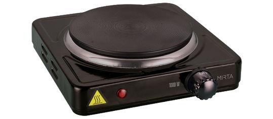 Акция на Настольная плита MIRTA HP-9910B от Rozetka