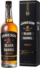 Акция на Виски Jameson Black Barrel 0.7 л 40% в коробке (5011007024000) от Rozetka
