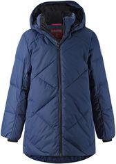 Акция на Зимняя куртка-пуховик Reima Ahmo 531423-6980 128 см (6438429190691) от Rozetka