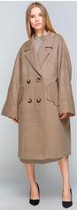 Пальто ANNA YAKOVENKO 2837 XS Бежевое (ROZ6206116618) от Rozetka