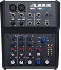 Alesis MultiMix 4 USB FX (219982) от Rozetka