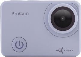 Видеокамера AirOn ProCam 7 Grey (4822356754472) от Rozetka