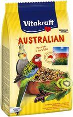 Акция на Повседневный корм для австралийских попугаев Vitakraft Australian 750 г (4008239216441) от Rozetka
