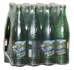 Акция на Упаковка минеральной газированной воды Лужанська 0.5 л х 12 бутылок (4820001830026) от Rozetka