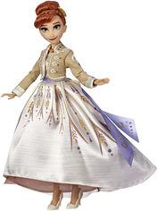 Акция на Кукла Hasbro Frozen Холодное сердце 2 Анна (E5499_E6845) (5010993605262) от Rozetka