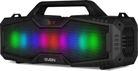 Акция на Акустическая система Sven PS-480 Black (00410084) от Rozetka