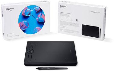 Графический планшет Wacom Intuos Pro S (PTH460K0B) от Rozetka