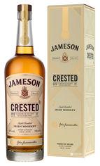 Акция на Виски Jameson Crested 0.7 л 40% в подарочной упаковке (5011007003548) от Rozetka