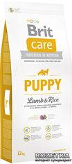 Акция на Сухой корм для щенков всех пород Brit Care Puppy All Breed Lamb & Rice 12 кг (8595602509799) от Rozetka