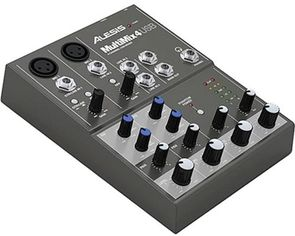 Alesis MultiMix 4 USB (211277) от Rozetka