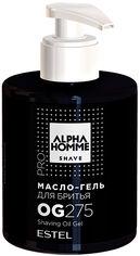 Масло-гель для бритья Estel Professional Alpha Homme Pro 275 мл (4606453058245) от Rozetka