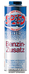 Акция на Комплексная присадка Liqui Moly Speed Benzin Zusatz для бензина 1 л (3903) от Rozetka