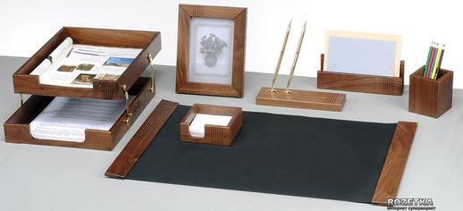 Набор настольный деревянный Bestar 7 предметов Орех (7281WDN) от Rozetka