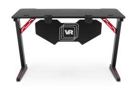 Акция на Компьютерный стол Barsky E-Sports BES-01 RGB-LED Black от Rozetka