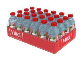 Упаковка минеральной негазированной воды Vittel 0.33 л х 24 бутылок (7613033645655_3179732340184) от Rozetka