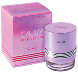 Акция на Парфюмированная вода для женщин Cindy C. CA VA Pink 100 мл (3494182509487) от Rozetka