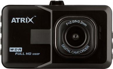 Акция на Видеорегистратор Atrix JS-X290 Full HD Black (x290b) от Rozetka