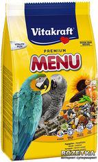 Акция на Повседневный корм для птиц Vitakraft Ара Меню 3 кг (4008239214379) от Rozetka