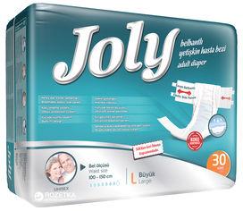 Акция на Подгузники для взрослых Joly 3 Large 30 шт (8690536804030) от Rozetka