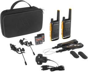 Рация Motorola Talkabout T82 Extreme Twin Pack WE (B8P00811YDEMAG) от Rozetka