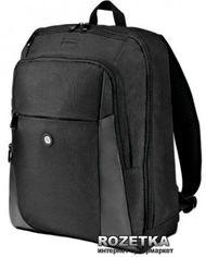 """Акция на Рюкзак для ноутбука HP Essential 15.6"""" Black/Grey (H1D24AA) от Rozetka"""