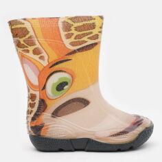 Резиновые сапоги OLDCOM Friends Giraffe 21/22 Желтые (4841347043789) от Rozetka