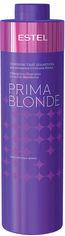 Акция на Серебристый шампунь Estel Professional Prima Blonde для холодных оттенков блонд 1 л (4606453034140) от Rozetka