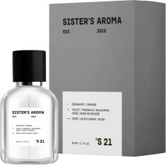 Акция на Парфюмированная вода унисекс Sister's Aroma 21 100 мл (4820227780235) от Rozetka