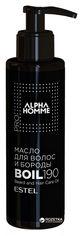 Масло Estel Professional Alpha Homme Pro для волос и бороды 190 мл (4606453052274) от Rozetka