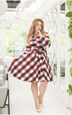 Платье ELFBERG 5154 56 Красное (2000000357904) от Rozetka