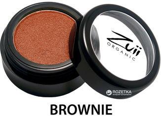 Акция на Tени для век Zuii Organic Flora Eye Shadow 1.5 г Brownie (812144010193) от Rozetka