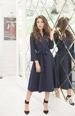 Платье ELFBERG 412 46 Темно-синее (2000000355511) от Rozetka