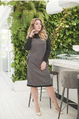 Платье ELFBERG 5149 52 Черное (2000000357119) от Rozetka