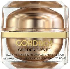 Акция на Крем для лица Gordbos Golden Power ночной 50 мл (4260264448055) от Rozetka