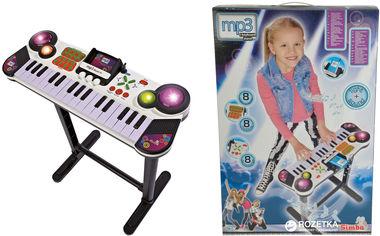 Музыкальный инструмент Simba Клавишные-парта с разъемом для MP-3 плеера 31 клавиша 67 см (6832609) от Rozetka
