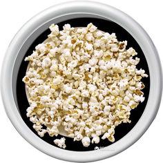 Акция на Поднос круглый Emsa Rotation Popcorn 30 х 30 см Белый с рисунком (EM512515) от Rozetka