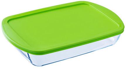 Акция на Контейнер прямоугольный Pyrex Cook&Store 4.5 л (240P002) от Rozetka