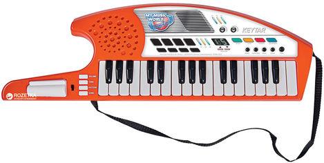 Музыкальный инструмент Simba Клавишная гитара 54 см (6834252) (4006592024628) от Rozetka