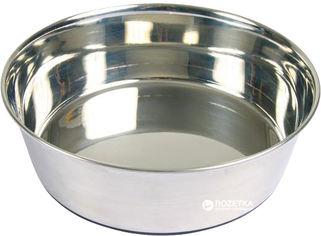 Миска металлическая для собак Trixie 2.5 л (4011905250748) от Rozetka